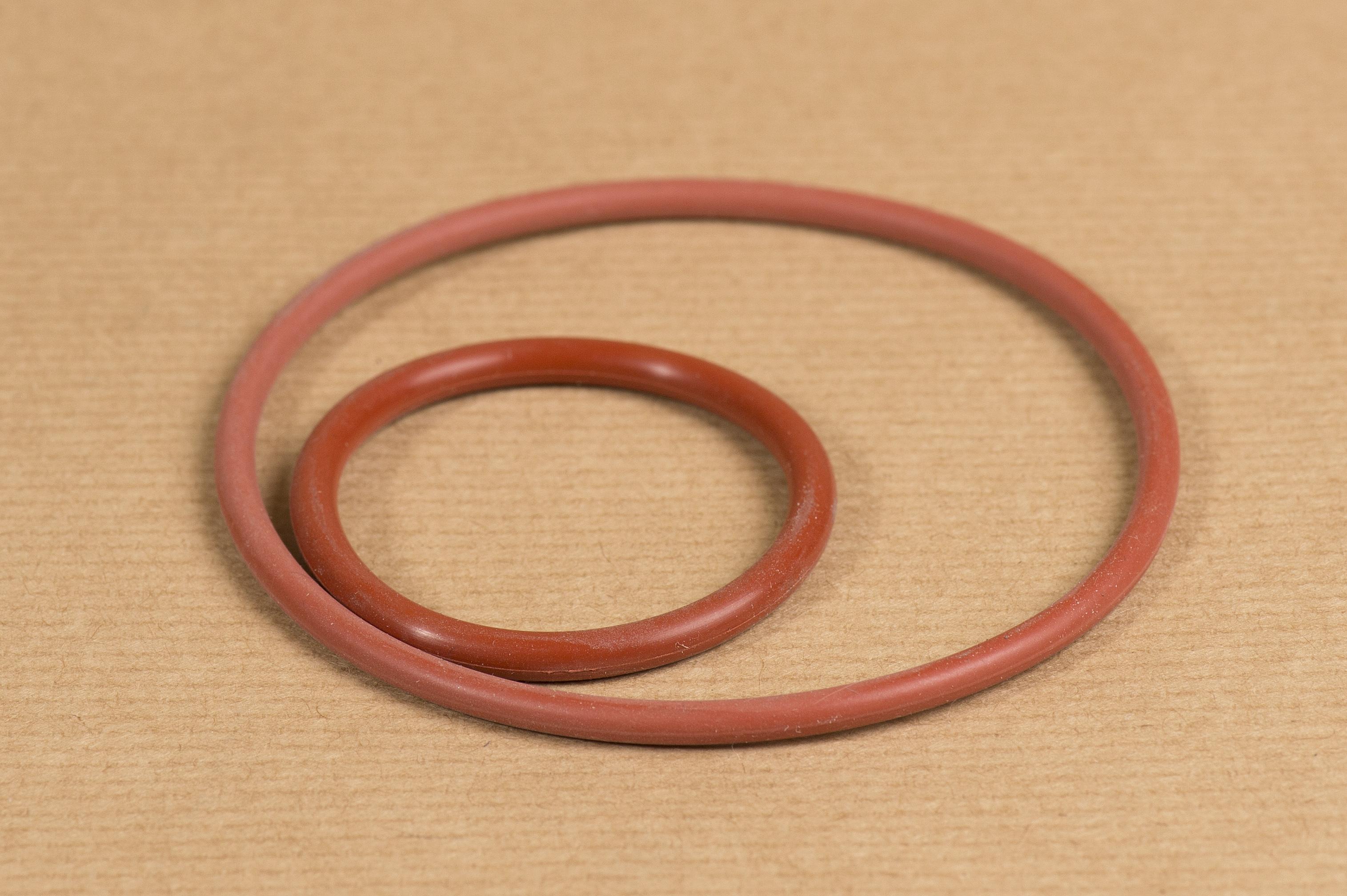 O ringe hitzebestandig