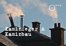 Kaminfeger, Kaminbau und Ofenbau